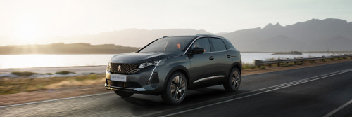 New Peugeot 3008 SUV PCP Offer