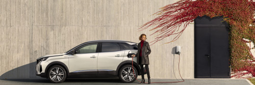 New Peugeot 3008 SUV Hybrid PCP Offer