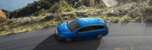 New Peugeot 308 SW PCP Offer