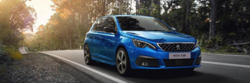 New Peugeot 308 PCP Offer