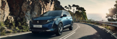 New Peugeot 5008 SUV PCP Offer