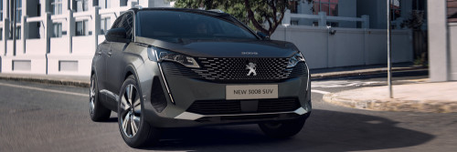 Reserve a New Peugeot 3008 SUV Today!