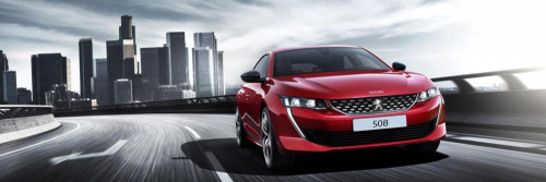 New Peugeot 508 PCP Offer