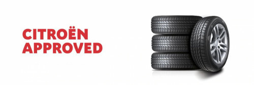 Citroen Approved Tyres