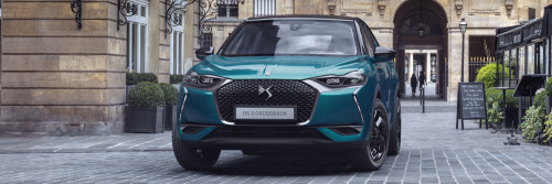 DS 3 CROSSBACK - Personal Finance Lease