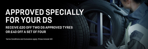 DS Approved Tyres