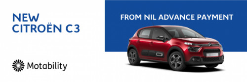 New C3 from Nil Advance Payment