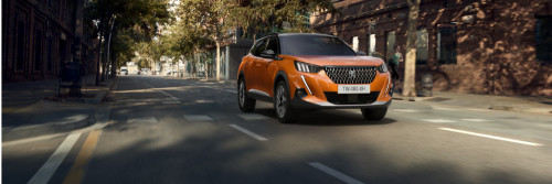 Peugeot 2008 SUV PCP Offer