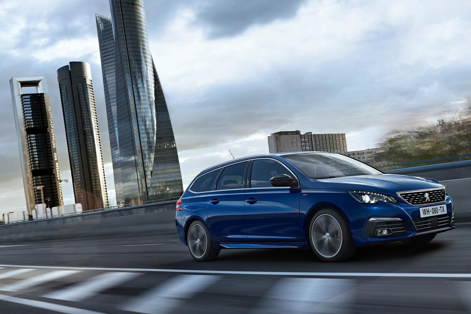 peugeot 308 sw for sale buy a new peugeot 308 new cars