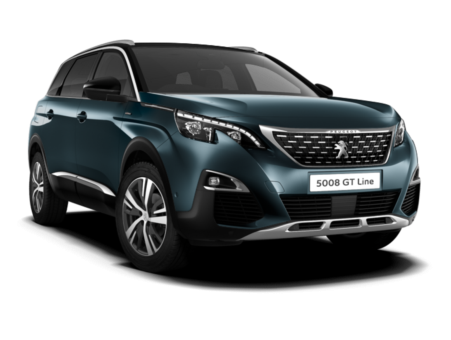 Discover more about the Peugeot 5008 SUV