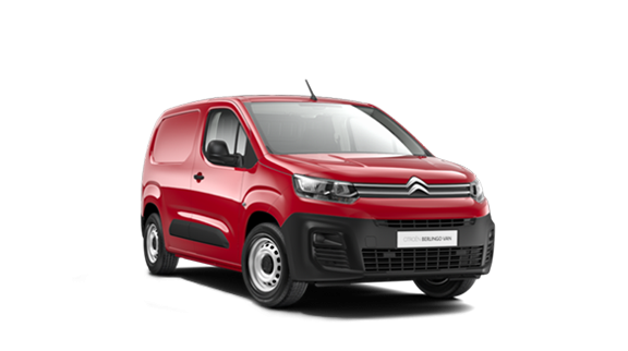 New Berlingo Van