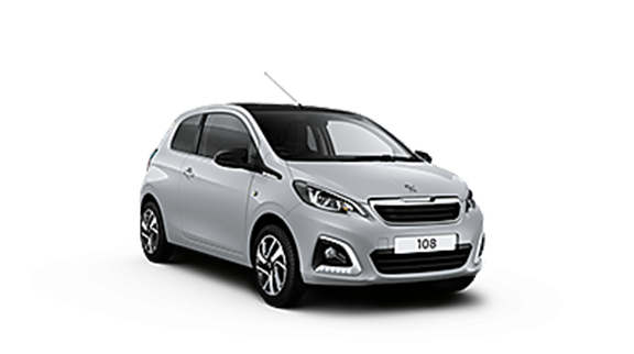 Discover more about the Peugeot 108 Top!