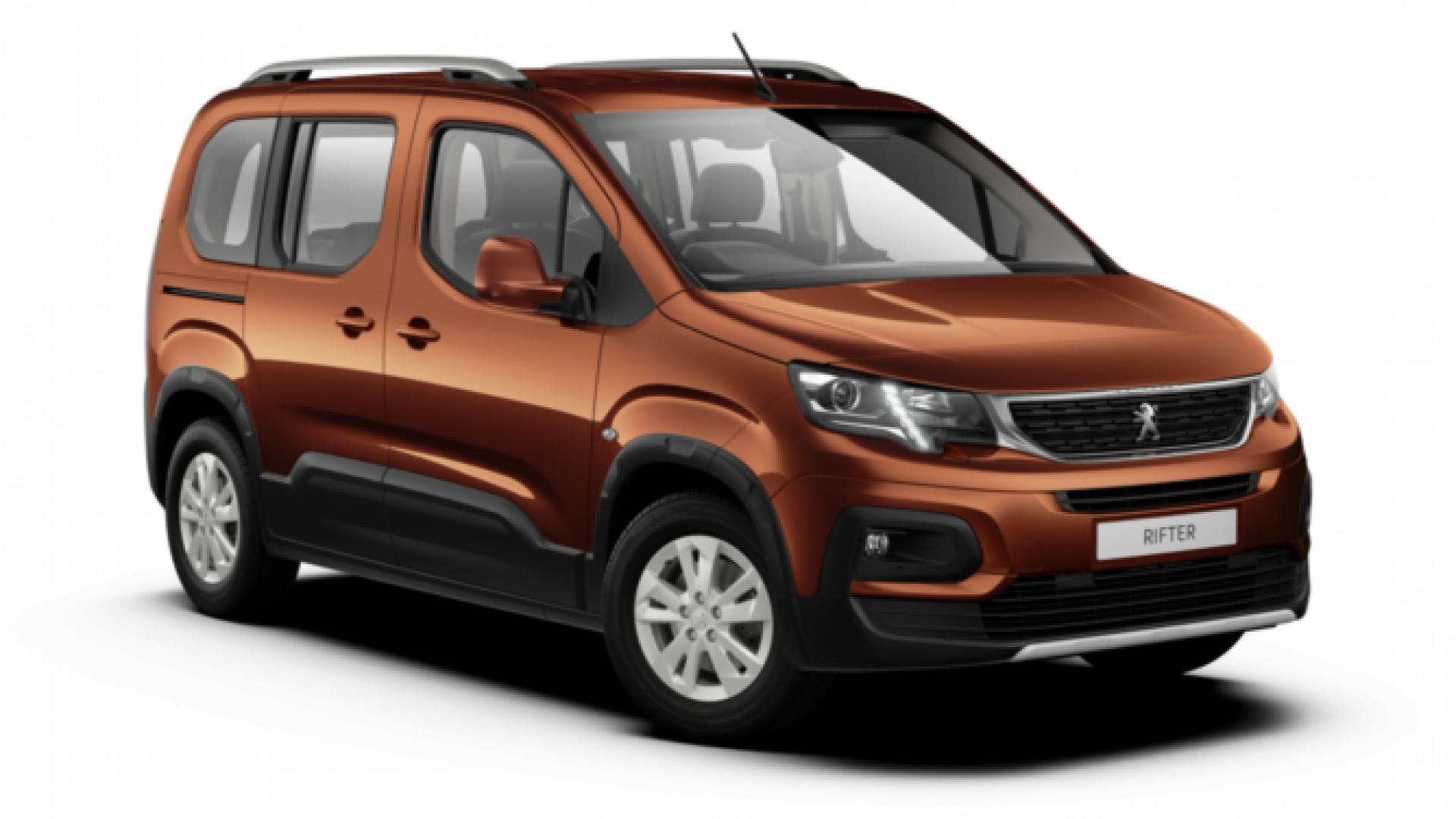 new peugeot rifter sw 1 5 bluehdi 130 allure 5dr robins and day. Black Bedroom Furniture Sets. Home Design Ideas