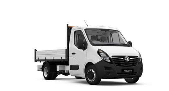 Chassis Cab Tipper