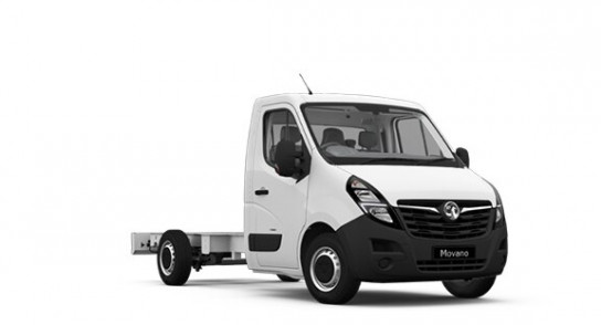 Chassis Cab Dropside