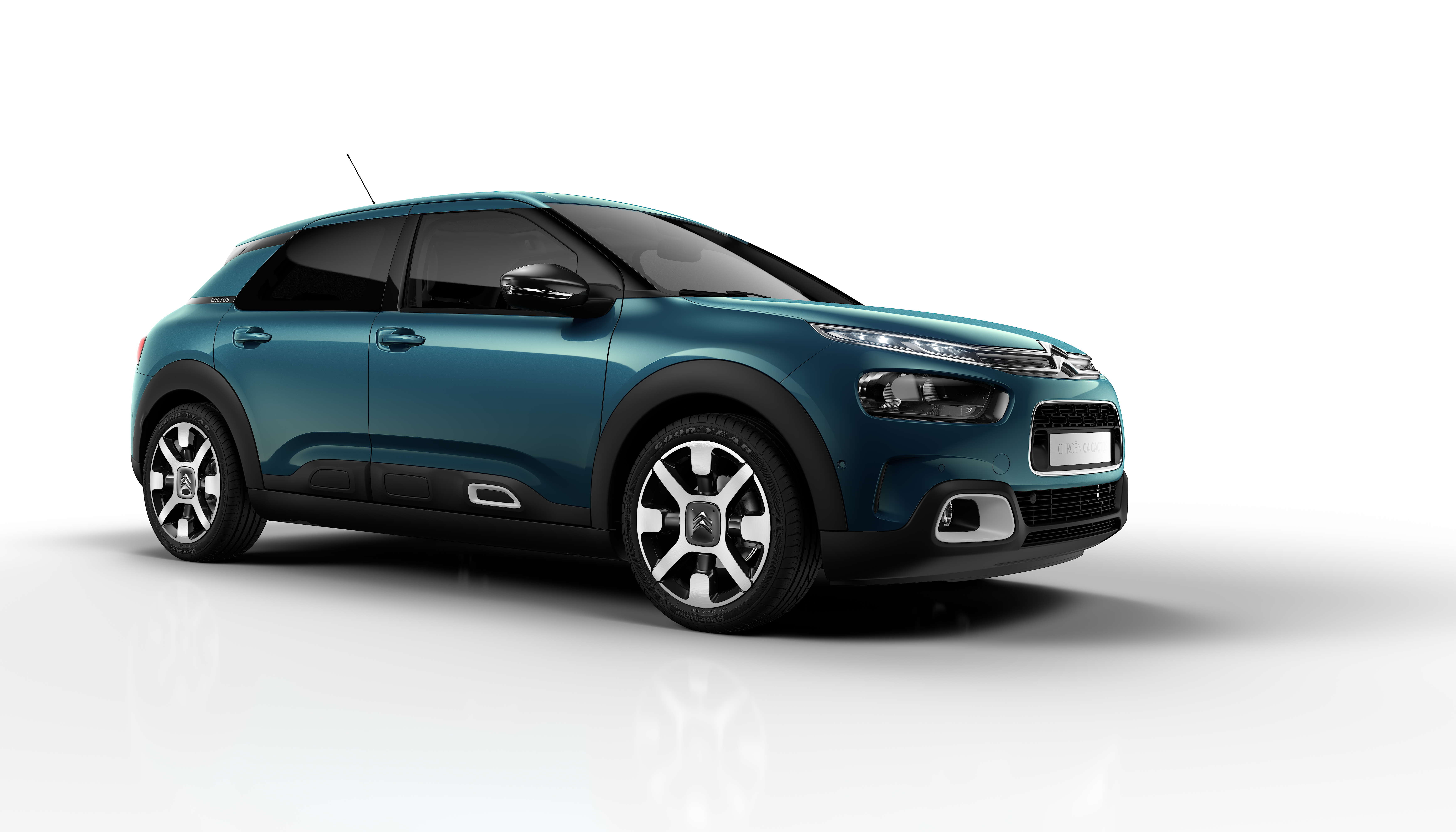 Introducing the New Citroën C4 Cactus