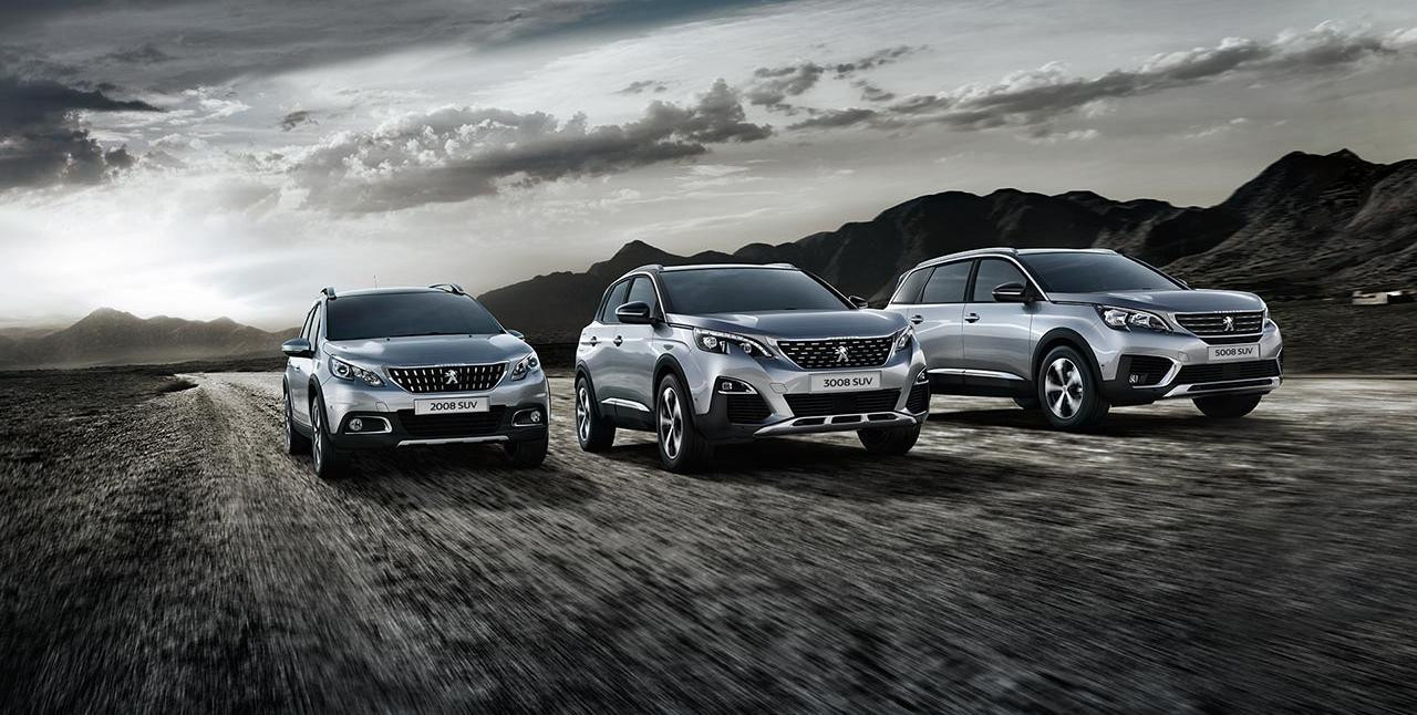 Luxury overnight stay with Peugeot