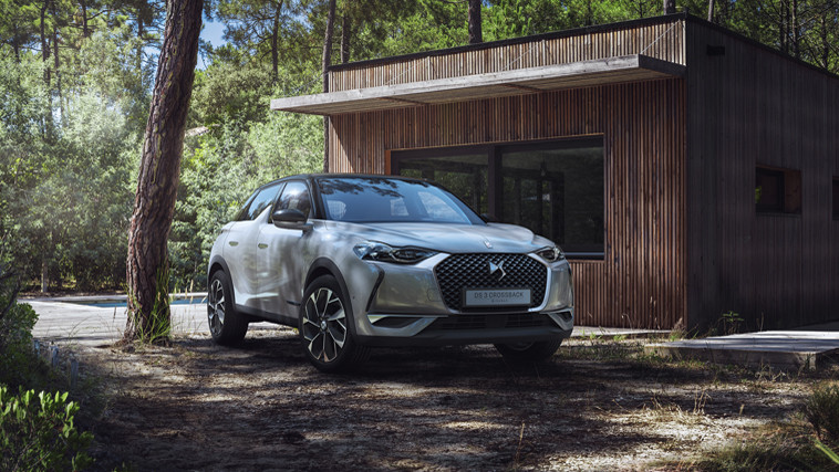 DS WALLBOX WITH DS 3 CROSSBACK E TENSE RESERVATIONS