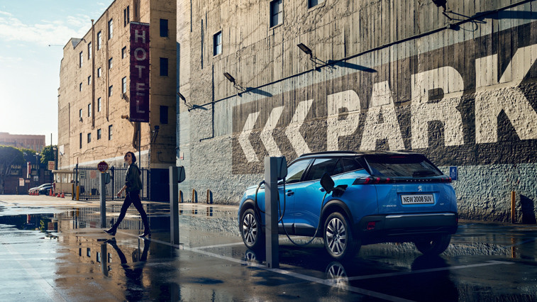 Peugeot Offers New Car Buyers Six Months Free Public Charging Subscription With Polar Plus
