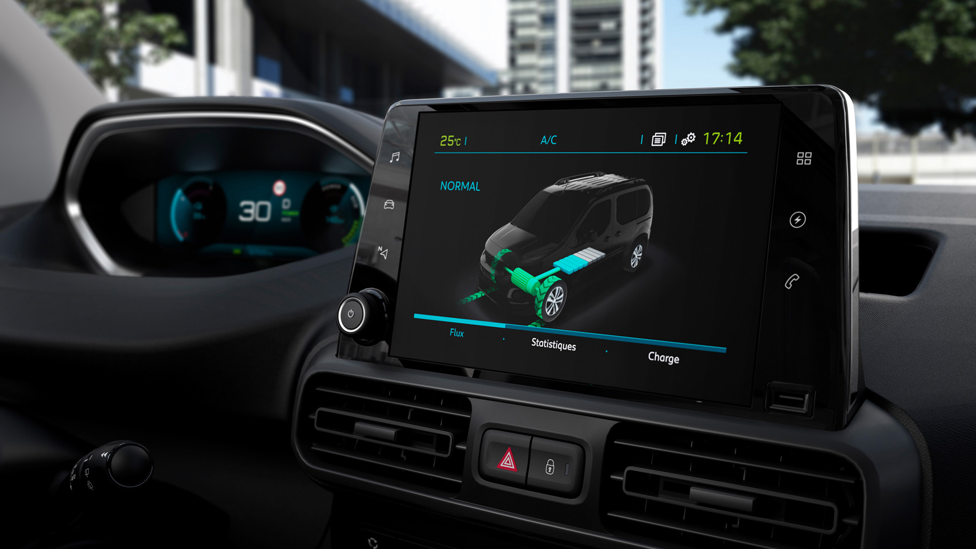 PEUGEOT boosts electric range with new Peugeot e-Partner