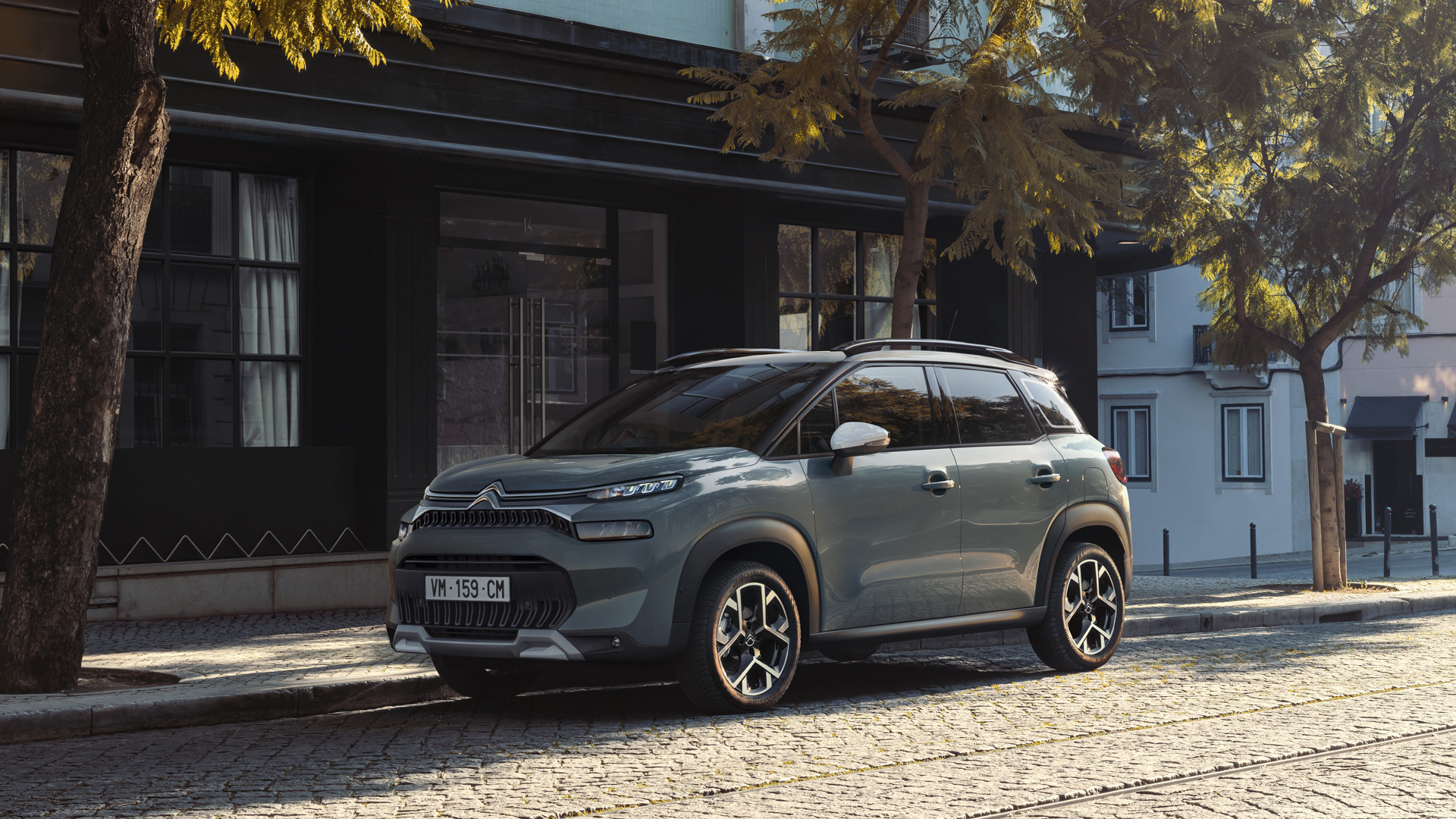 New Citroën C3 Aircross SUV arrives with an assertive new design and enhanced comfort