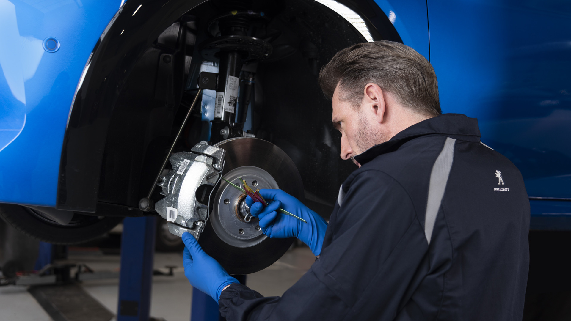 The things to check before your MOT