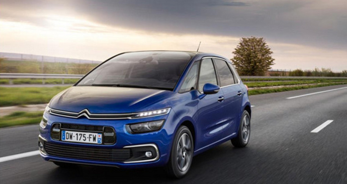 The New Citroën C4 Picasso and Grand C4 Picasso Hits UK ...