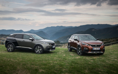 All New Peugeot 3008 SUV  'Carbuyer Car of the Year 2017'