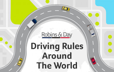 Driving Rules Around The World