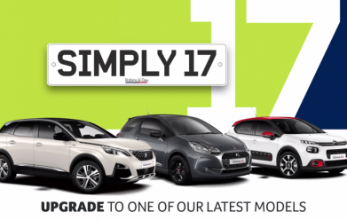 New March Number Plates Released and Simply 17 Launched