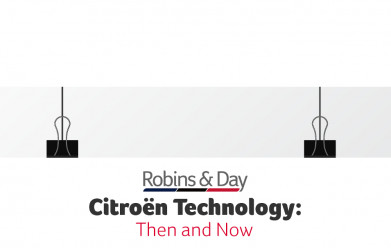 Citroën Technology: Then and Now. We look at how their car technology has developed.