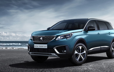 All-New Peugeot 5008 SUV - Key Features