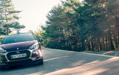 Enjoy Spring with the DS 3 Cabrio