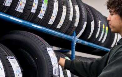 Tyre Safety Month - FREE Tyre Check