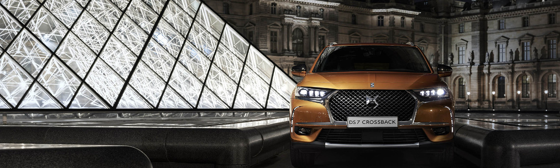 DS 7 Crossback SUV: Pricing and Specifications