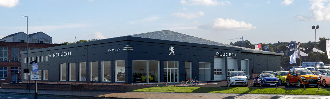 Robins & Day Peugeot Sheffield South are moving!