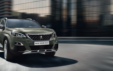 Peugeot 3008 SUV wins Auto Express Car of the Year