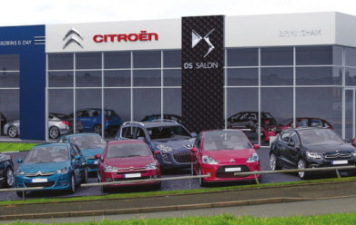 Robins & Day Citroen Birmingham - Update