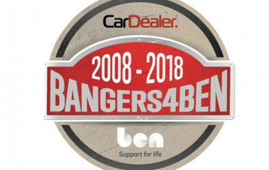 Robins & Day support Bangers4Ben!