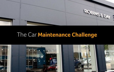 Robins & Day Driver Knowledge Challenge