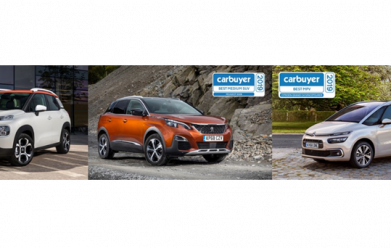 Carbuyer Best Cars Awards 2019