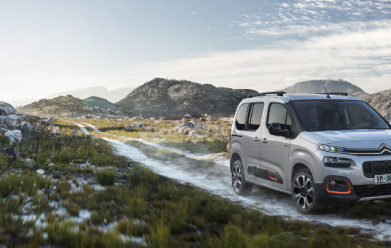 NEW CITROËN BERLINGO WINS 2019 AUTOBEST AWARD