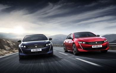 """New Peugeot 508 voted """"Most Beautiful Car of the Year 2018"""""""