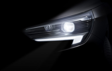 First glimpse of All-New Vauxhall Corsa