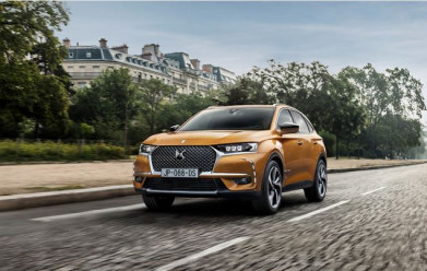 Harvey Nichols Vouchers with every DS 7 CROSSBACK and DS 3 CROSSBACK order!