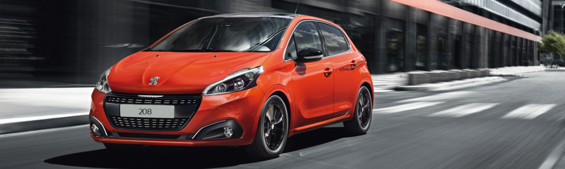 Peugeot 208 Tech Edition May 2019 Morden Offer