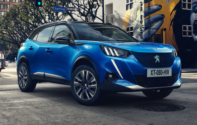 Peugeot Reveal All-New 2008 SUV and e-2008 SUV