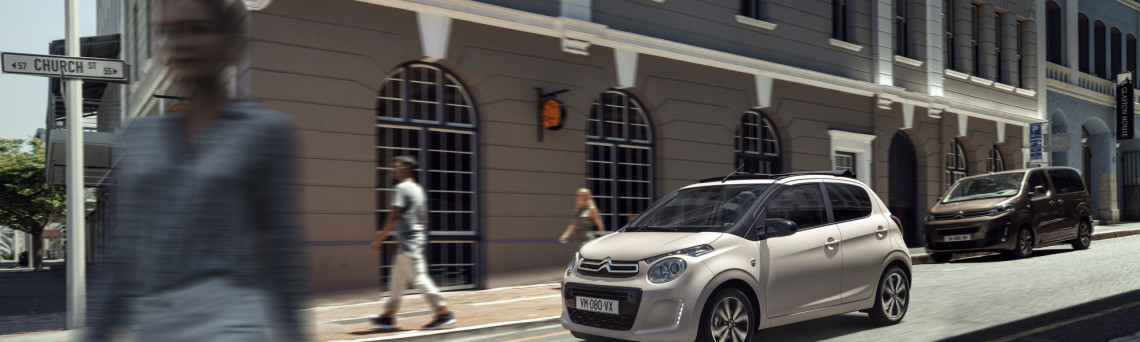 Citroen C1 Feel with Free Insurance
