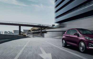 Peugeot Preston 108 Allure offer - September 2019