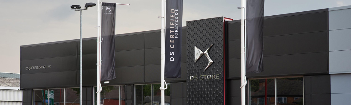 DS Store Birmingham North Opens To Welcome Customers With A New Boutique, Parisian Chic Environment